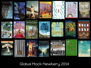 Global Mock Newbery Poster_ 2014(2)